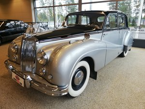 Armstrong Siddeley Sapphire 346 Six-light Saloon 1953 SOLD