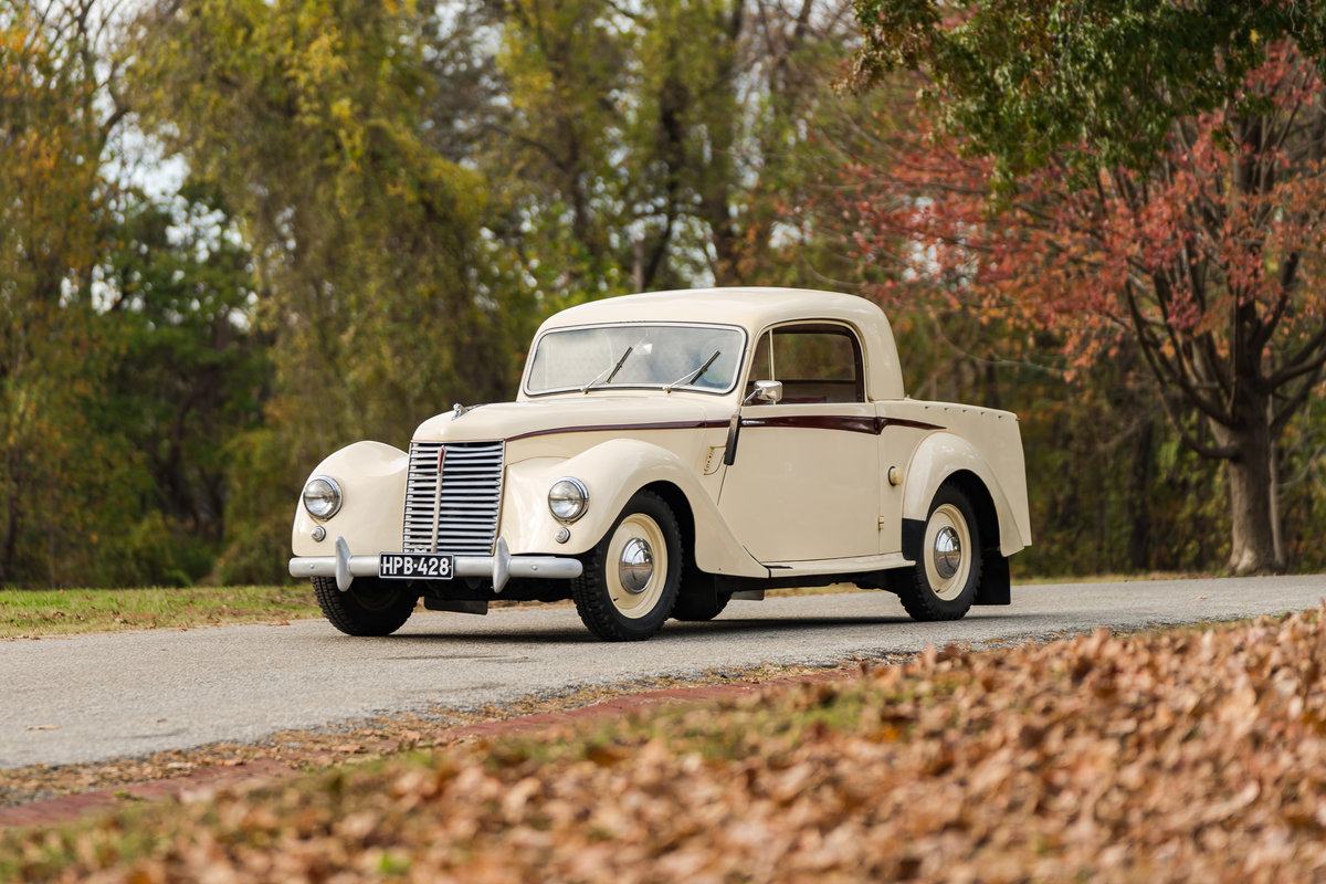 1951 Armstrong Siddeley Station Coupe For Sale (picture 1 of 6)