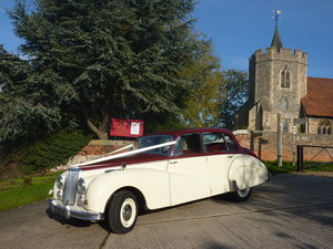 1955 Armstrong Siddeley Sapphire For Sale