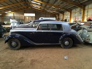 1952 Armstrong siddeley Whitley  restoration