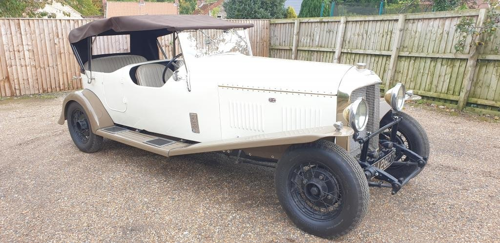 c1933 Armstrong Siddeley 14 Tourer SOLD by Auction (picture 1 of 1)