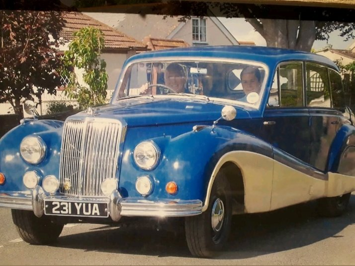1954 Armstrong Siddeley donor vehicle SOLD (picture 1 of 6)