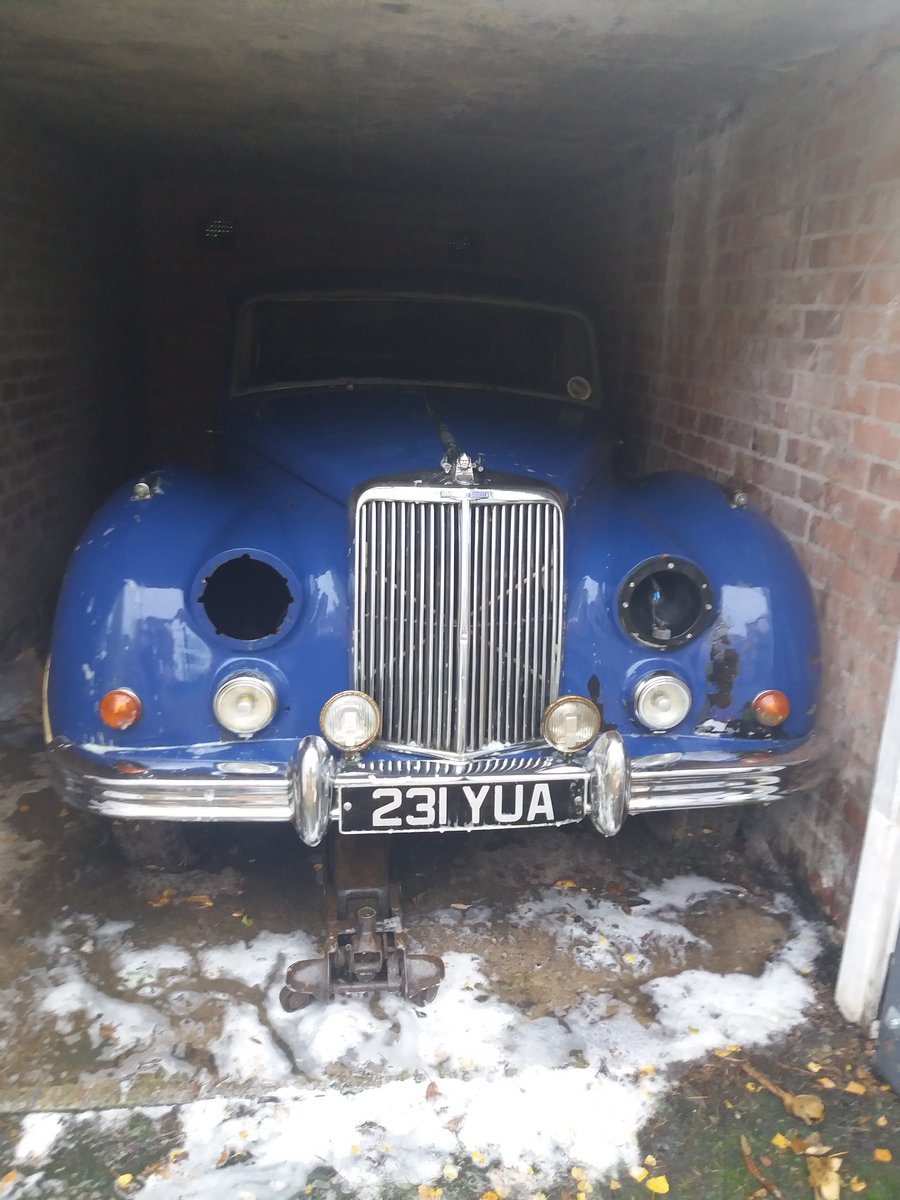 1954 Armstrong Siddeley donor vehicle SOLD (picture 3 of 6)