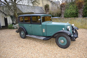 1932 Armstrong Siddeley 20 HP
