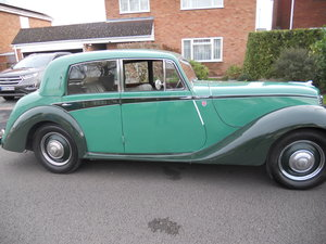 1950 Armstrong Siddeley