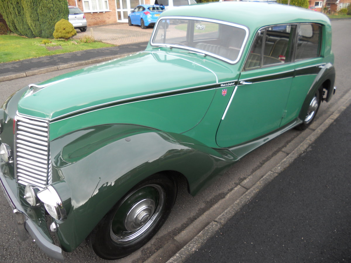 1950 Armstrong Siddeley For Sale (picture 1 of 6)