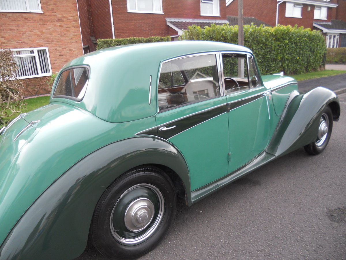1950 Armstrong Siddeley For Sale (picture 3 of 6)