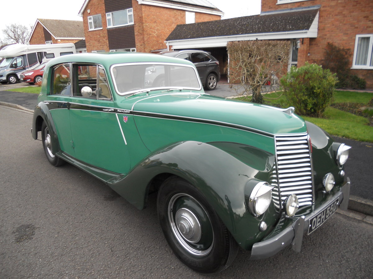 1950 Armstrong Siddeley For Sale (picture 4 of 6)