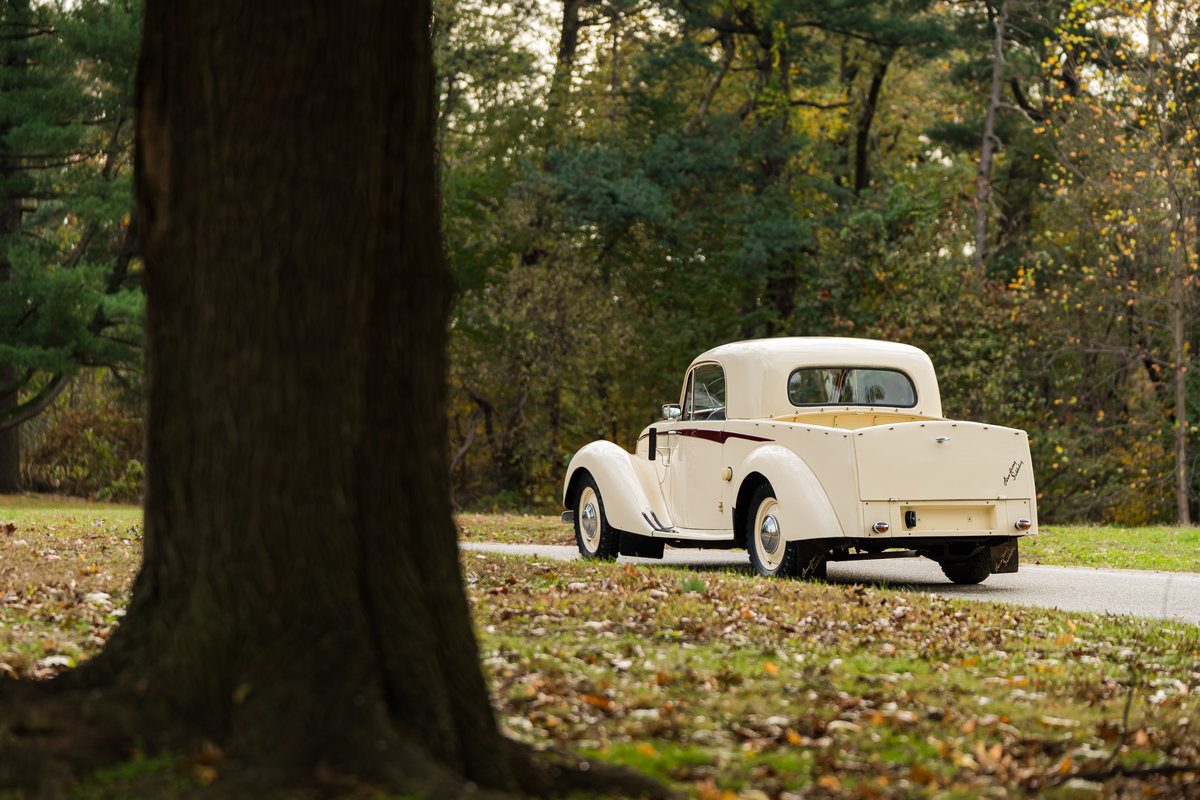 1951 Armstrong Siddeley Station Coupe For Sale (picture 2 of 6)