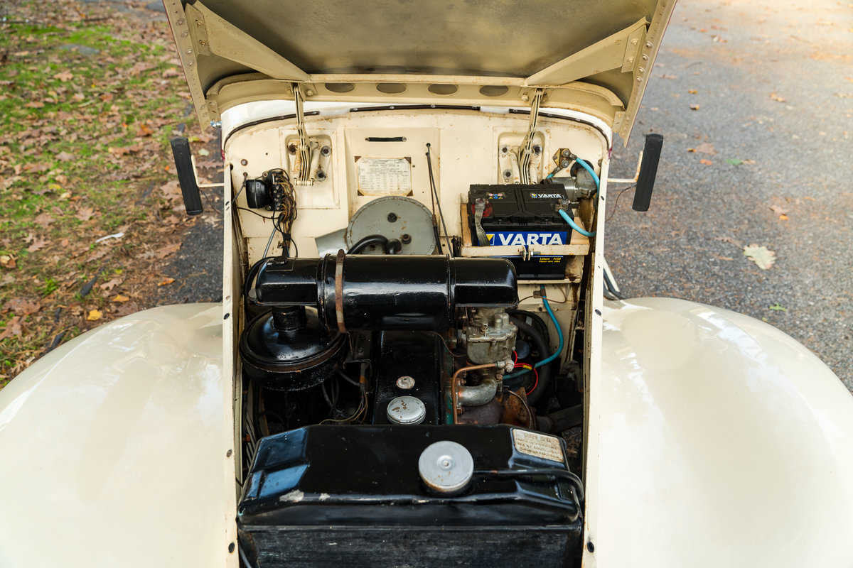 1951 Armstrong Siddeley Station Coupe For Sale (picture 5 of 6)