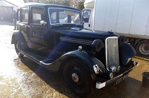 1938 ARMSTRONG SIDDELEY 14 SALOON