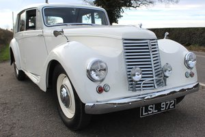 1953  Armstrong Siddley Whitley With Rare Manual Gear Box