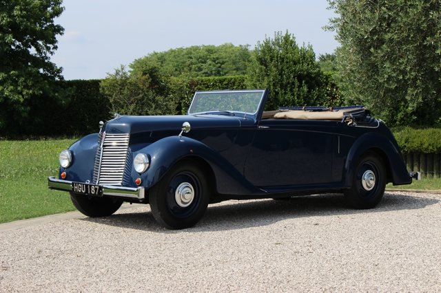 1946 Armstrong Siddeley 16hp Hurricane SOLD (picture 1 of 6)