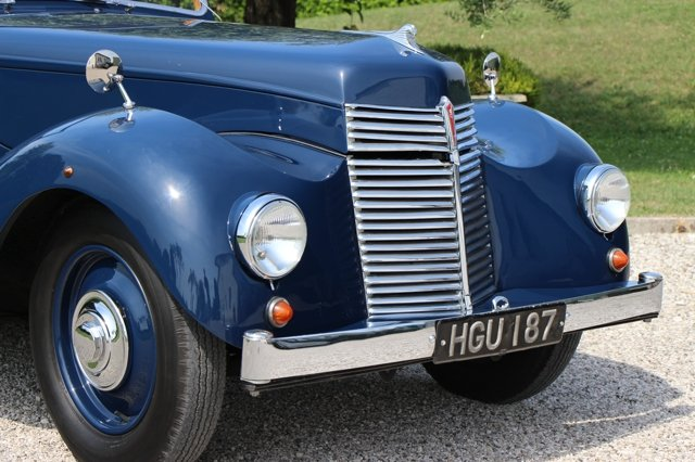 1946 Armstrong Siddeley 16hp Hurricane SOLD (picture 2 of 6)