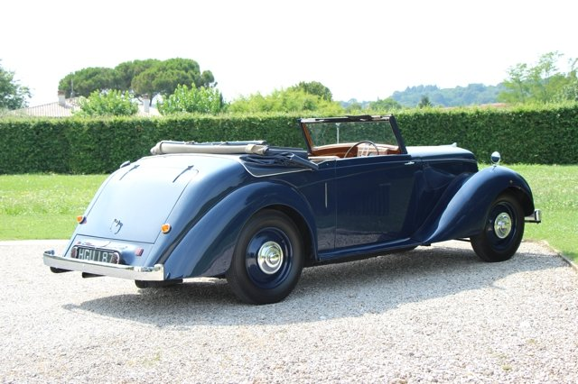 1946 Armstrong Siddeley 16hp Hurricane SOLD (picture 6 of 6)