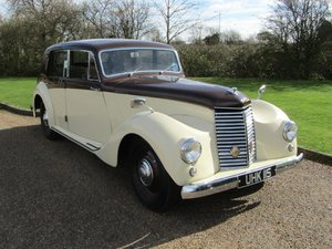 1952 Armstrong Siddeley Whitley at ACA 20th June