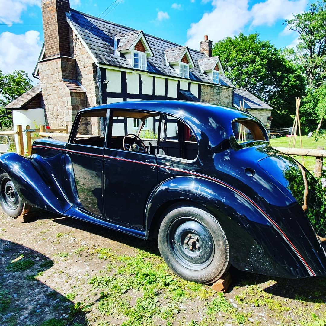 1946 Armstrong Siddeley Lancaster  For Sale (picture 2 of 6)