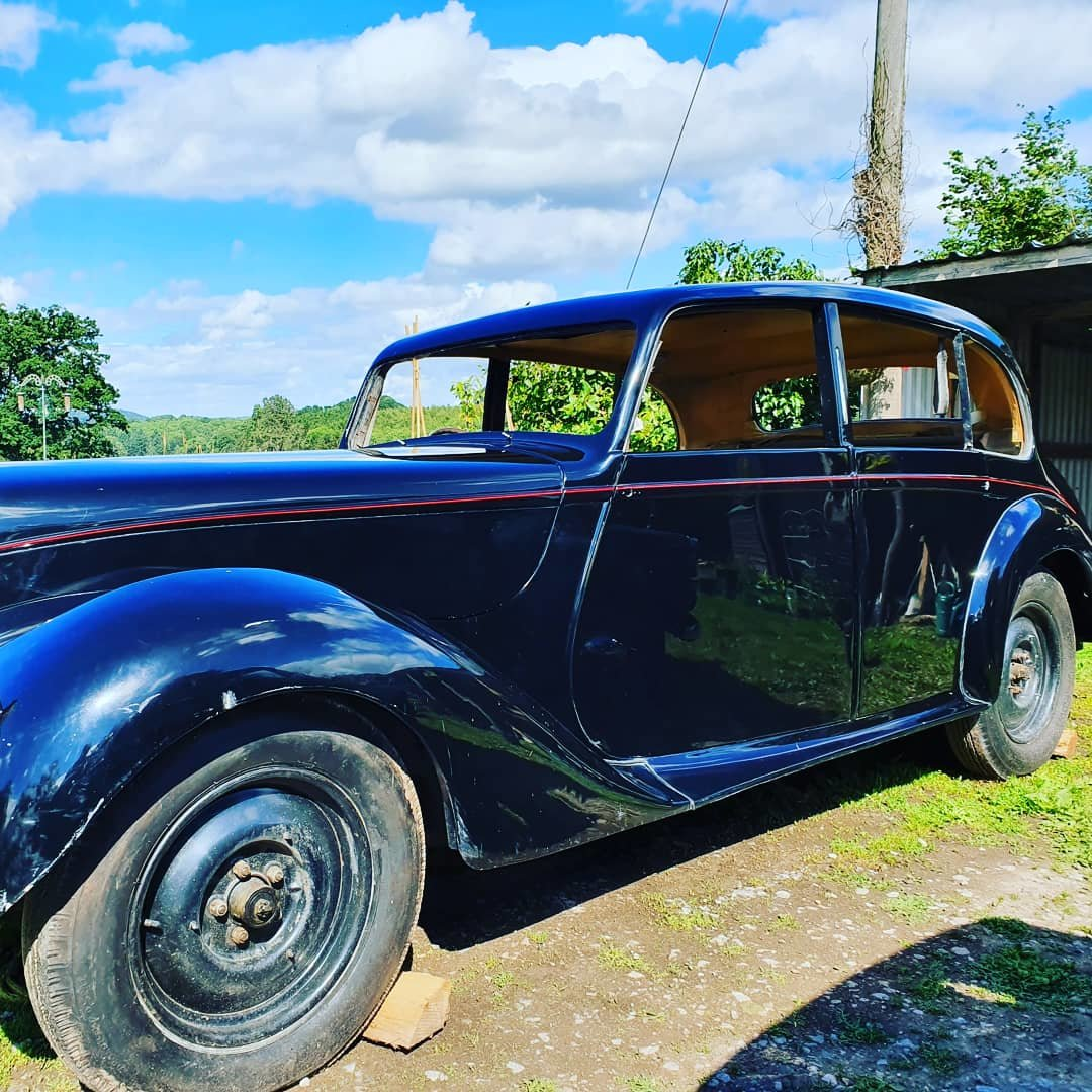 1946 Armstrong Siddeley Lancaster  For Sale (picture 3 of 6)