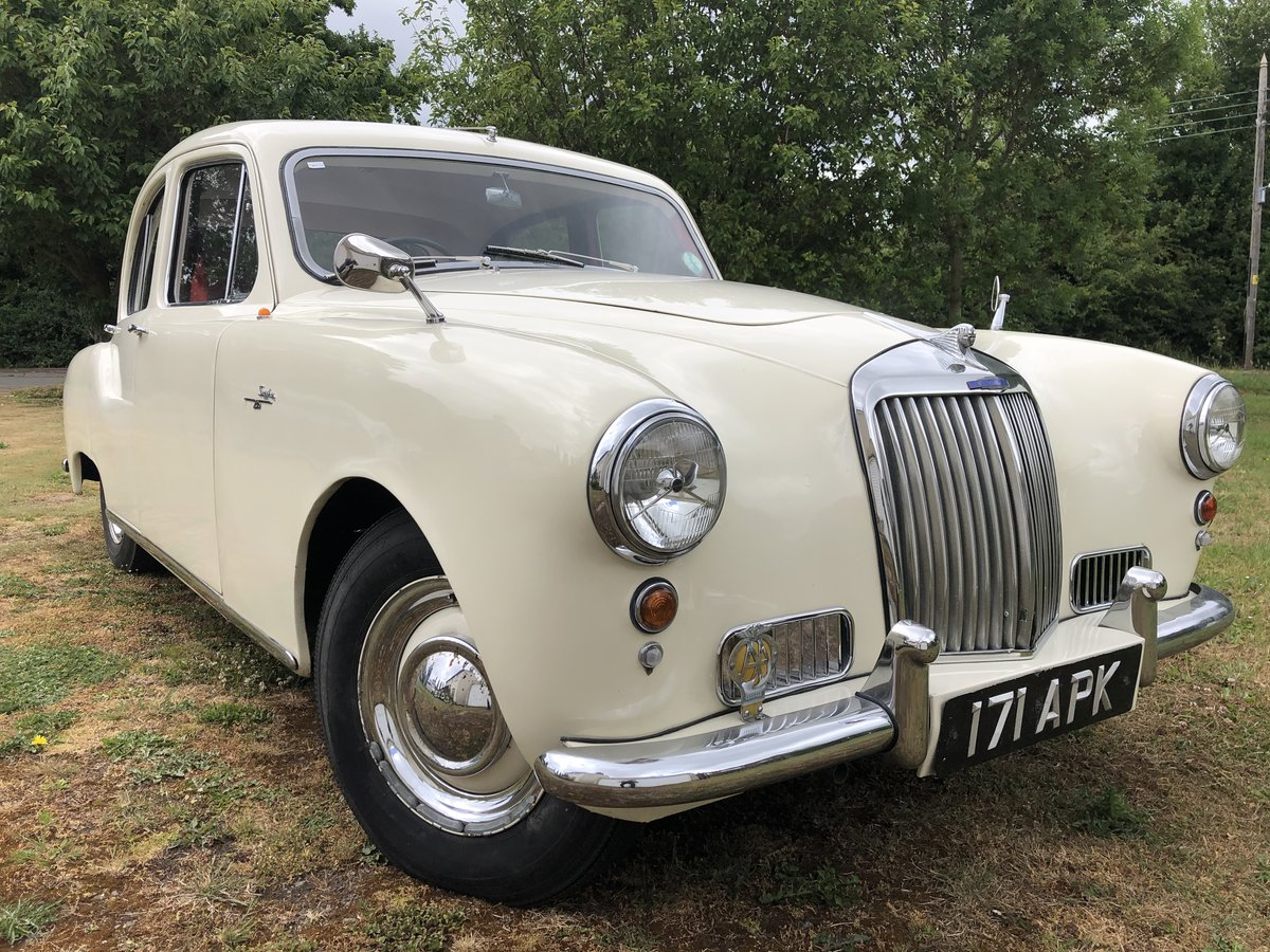 1956 Lovely Baby Siddeley SOLD (picture 1 of 6)