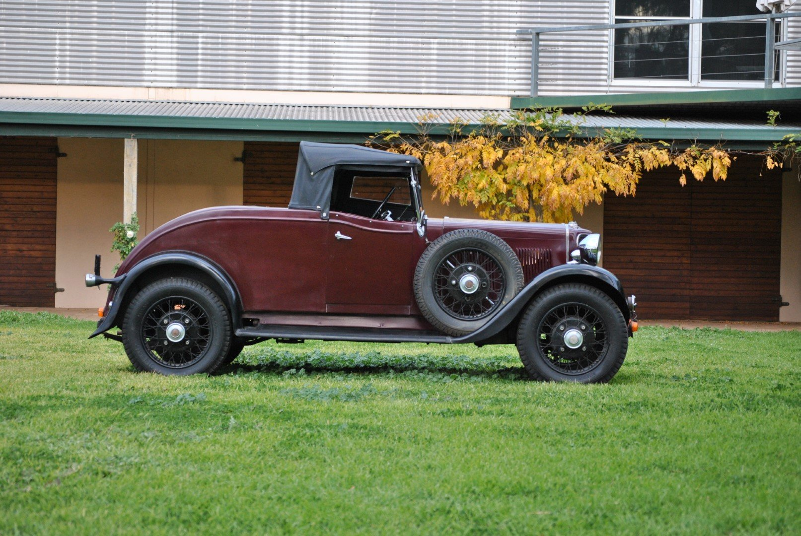 1934 ARMSTRONG SIDDELEY 12HP TOURER For Sale by Auction (picture 1 of 6)