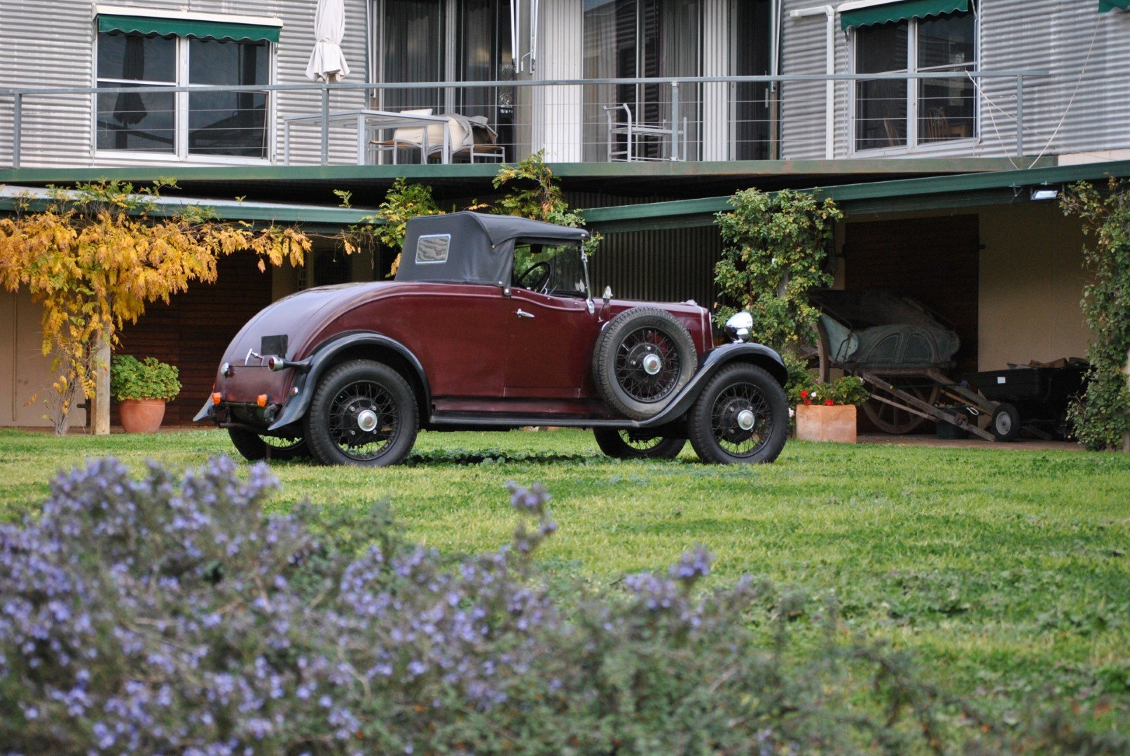 1934 ARMSTRONG SIDDELEY 12HP TOURER For Sale by Auction (picture 3 of 6)