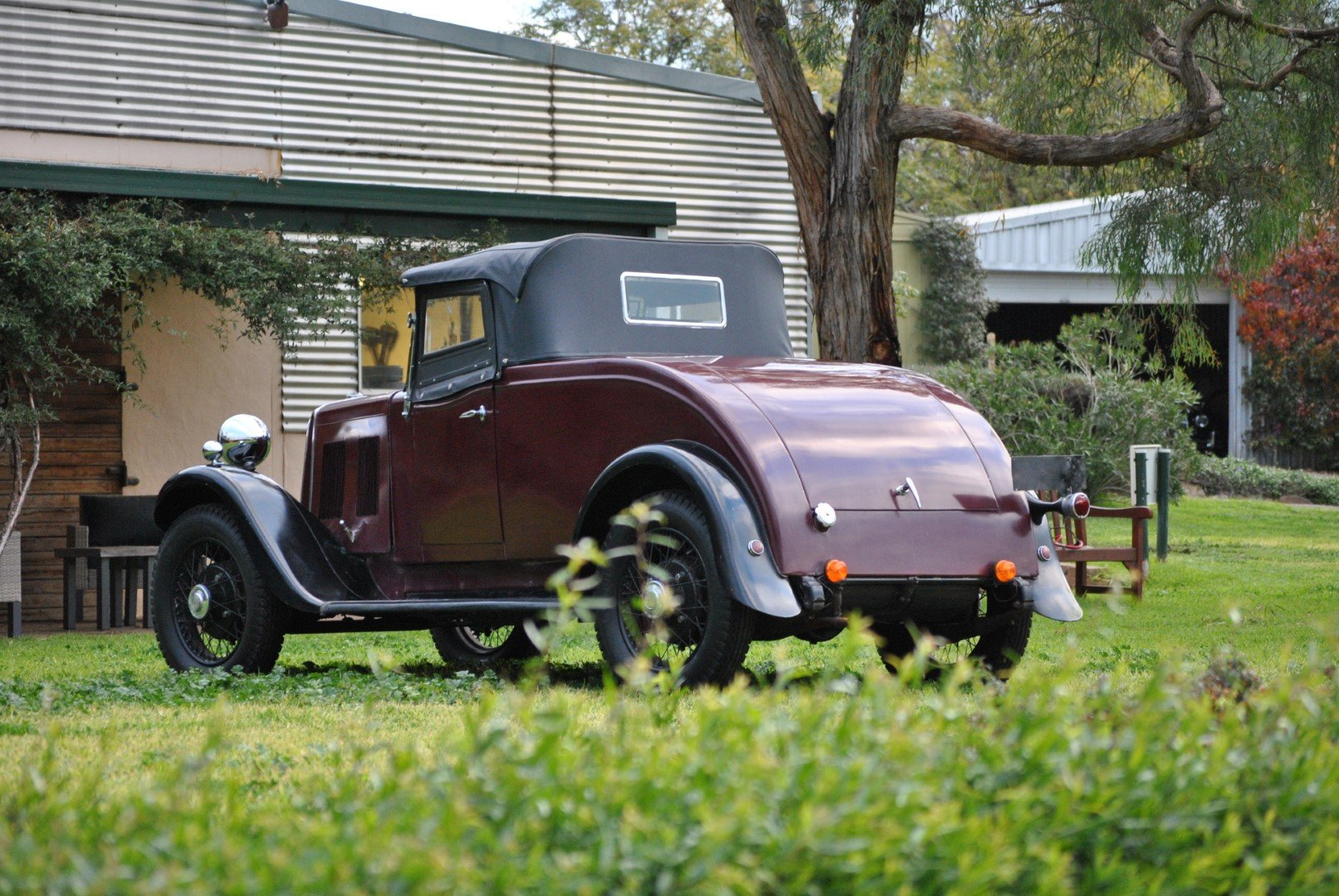 1934 ARMSTRONG SIDDELEY 12HP TOURER For Sale by Auction (picture 4 of 6)