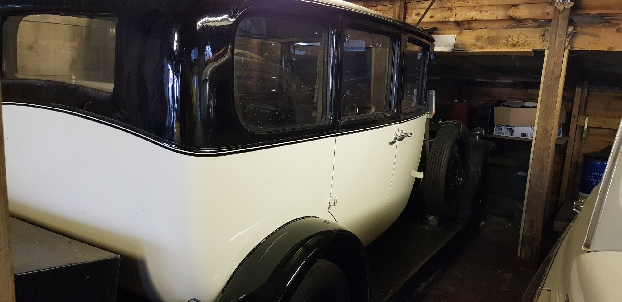 1929 Armstrong Siddeley, £12,500 ono Barn Find For Sale (picture 4 of 6)