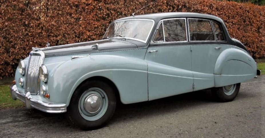 1954 Armstrong Siddeley Sapphire 346 For Sale (picture 1 of 6)