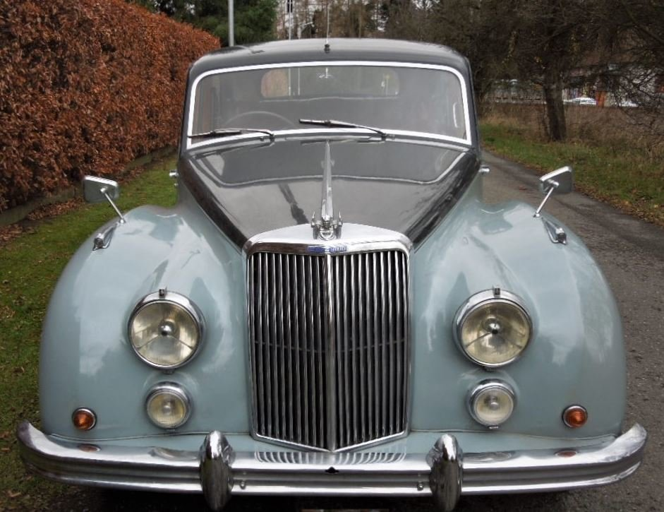 1954 Armstrong Siddeley Sapphire 346 For Sale (picture 3 of 6)