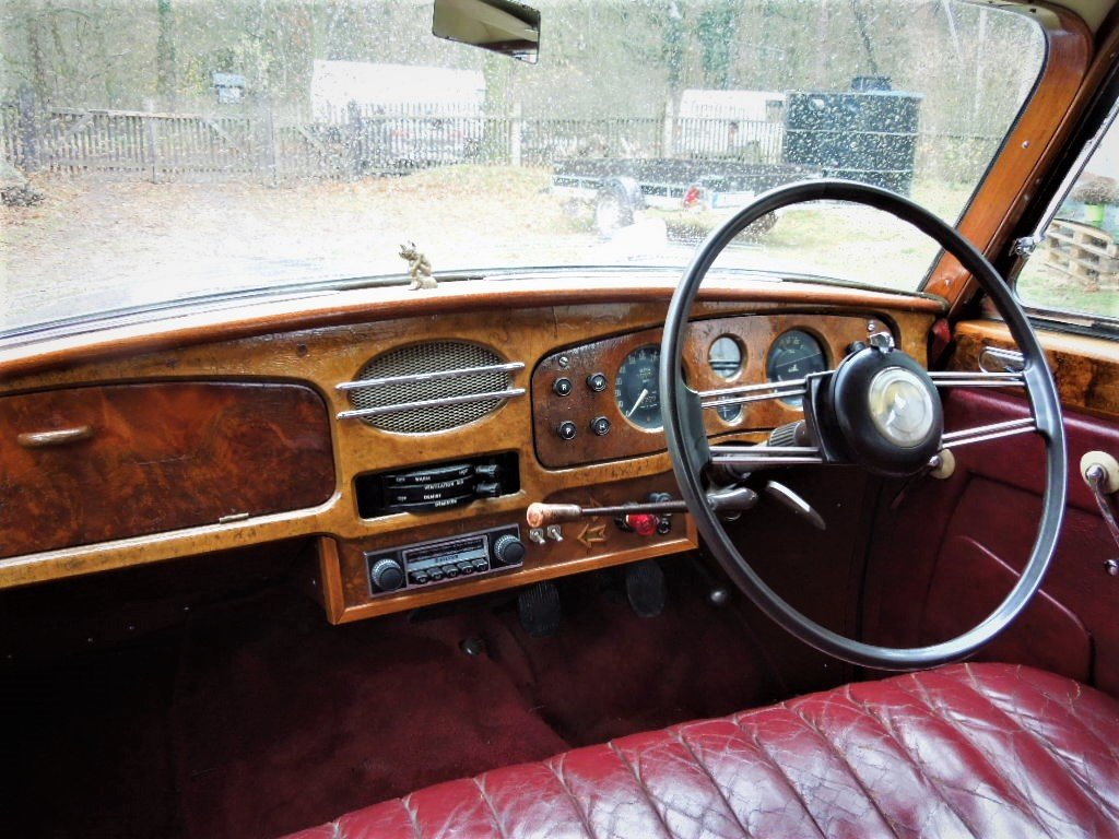 1954 Armstrong Siddeley Sapphire 346 For Sale (picture 4 of 6)