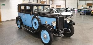 **OCTOBER ENTRY** 1930 Armstrong Siddeley Long 15 For Sale by Auction