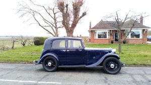 Armstrong Siddeley 17hp short saloon