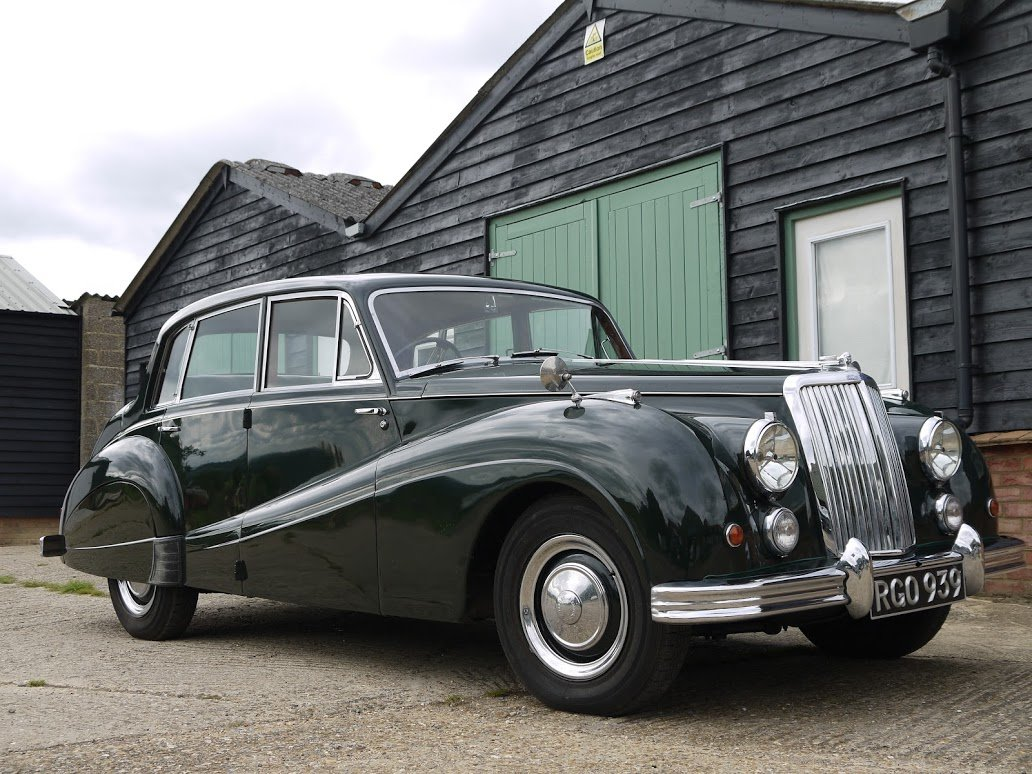 1955 ARMSTRONG SIDDELEY SPPHIRE AUTOMATIC - INTERESTING HISTORY!! For Sale (picture 1 of 6)
