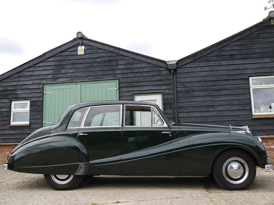 1955 ARMSTRONG SIDDELEY SPPHIRE AUTOMATIC - INTERESTING HISTORY!! For Sale (picture 2 of 6)