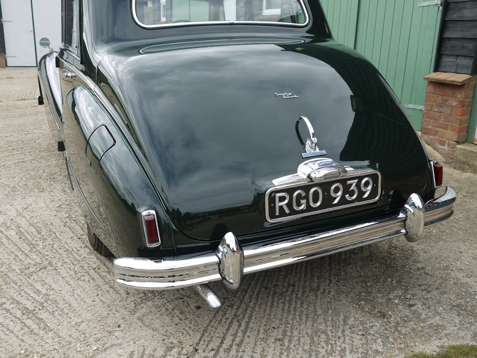 1955 ARMSTRONG SIDDELEY SPPHIRE AUTOMATIC - INTERESTING HISTORY!! For Sale (picture 3 of 6)