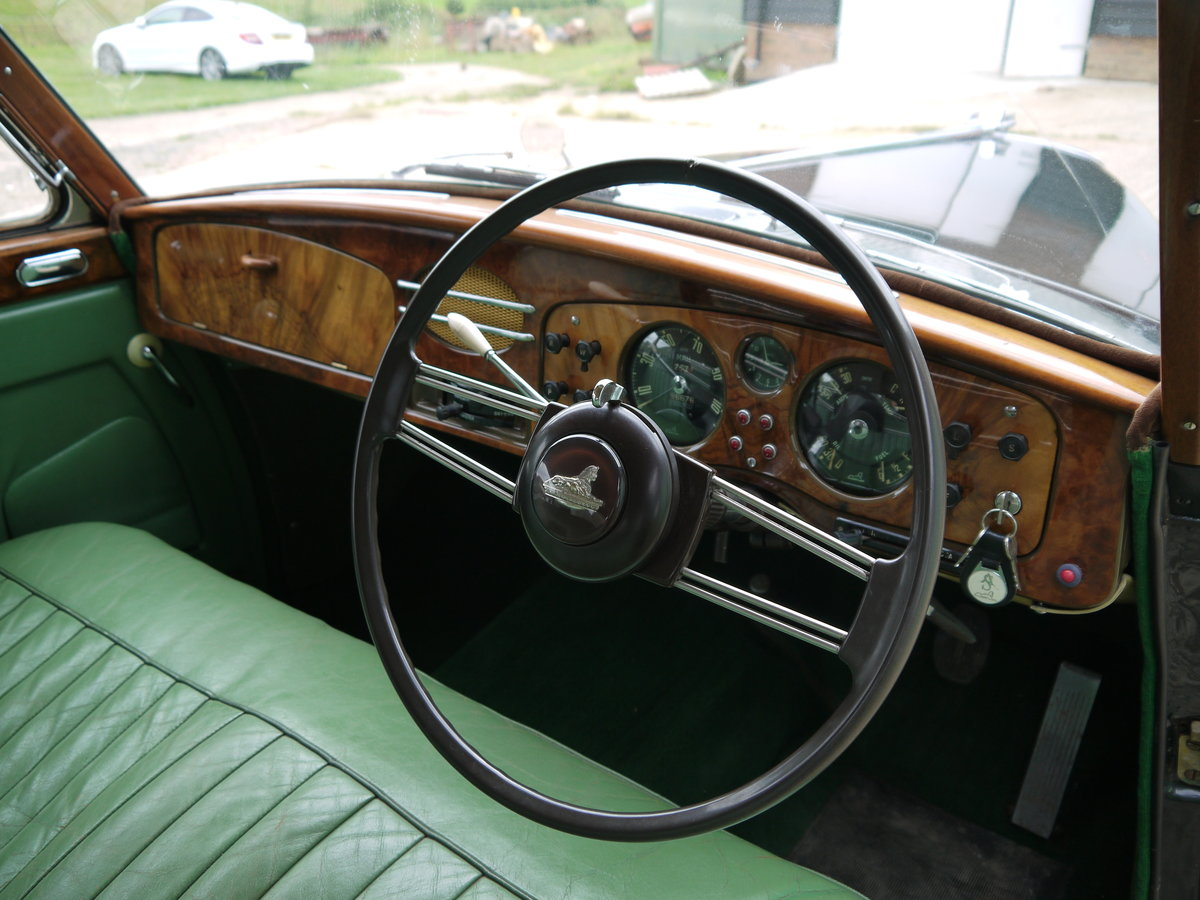 1955 ARMSTRONG SIDDELEY SPPHIRE AUTOMATIC - INTERESTING HISTORY!! For Sale (picture 4 of 6)