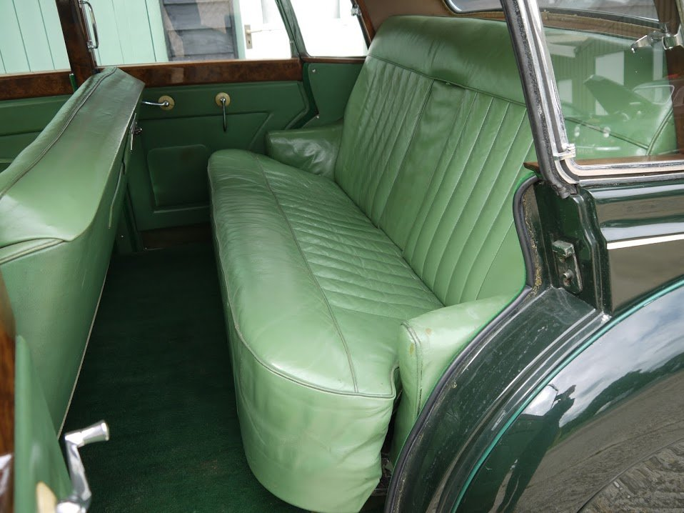 1955 ARMSTRONG SIDDELEY SPPHIRE AUTOMATIC - INTERESTING HISTORY!! For Sale (picture 5 of 6)