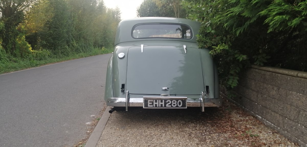 1952 armstrong  siddeley SOLD (picture 1 of 6)