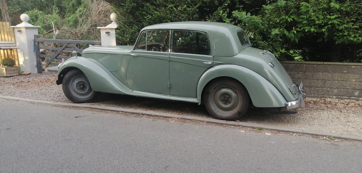 1952 armstrong  siddeley SOLD (picture 3 of 6)