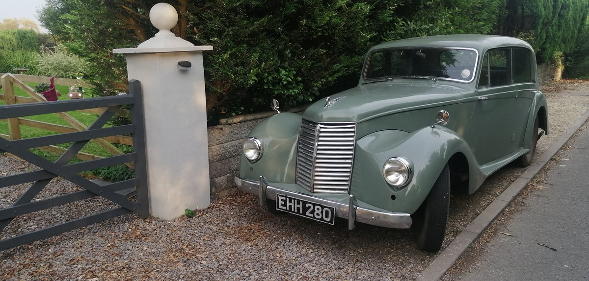 1952 armstrong  siddeley SOLD (picture 4 of 6)