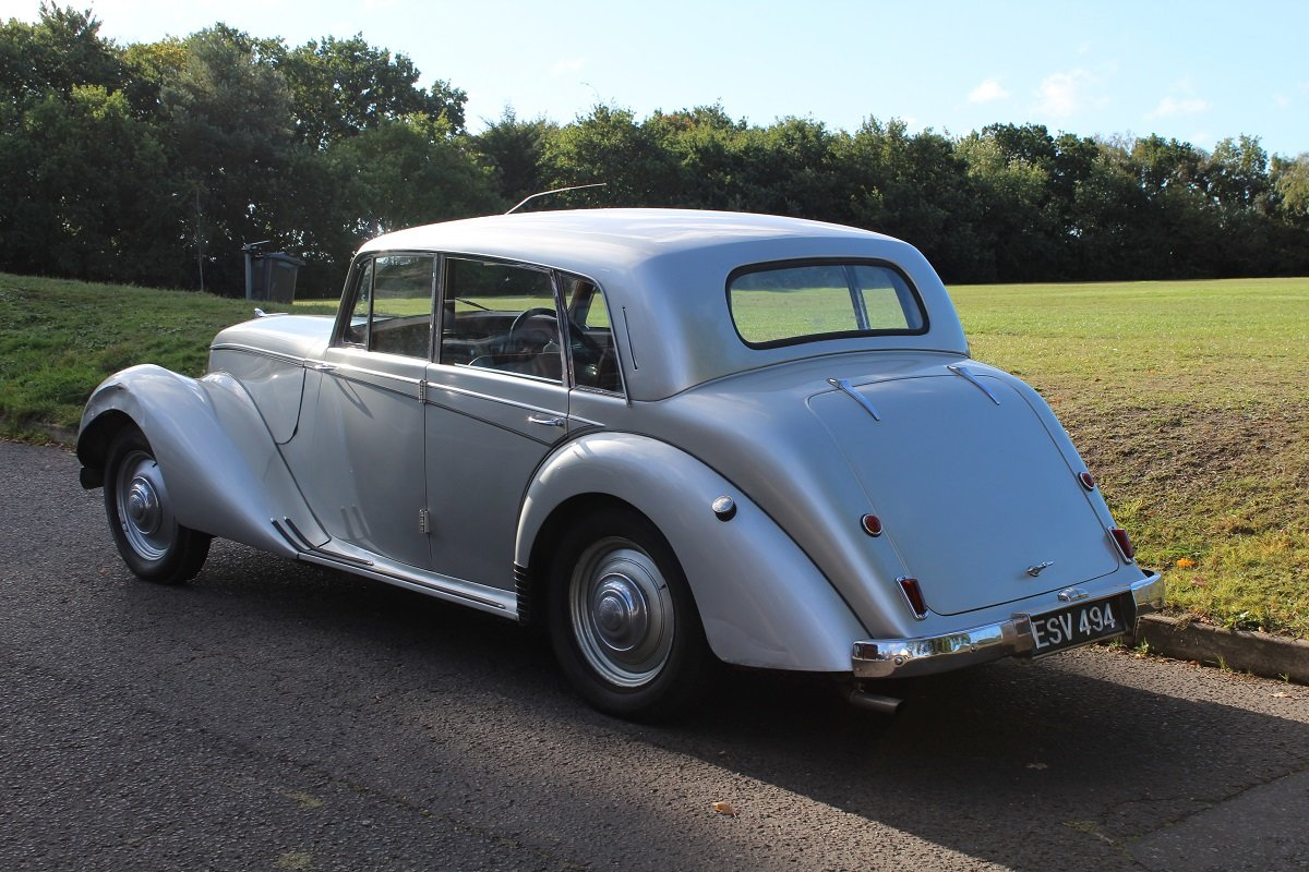 Armstrong Siddeley Whitley 1952 - To be auctioned 30-10-20 For Sale by Auction (picture 2 of 6)