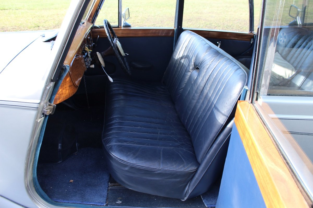 Armstrong Siddeley Whitley 1952 - To be auctioned 30-10-20 For Sale by Auction (picture 4 of 6)