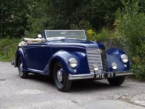 Picture of 1950  Armstrong Siddeley 18hp Hurricane