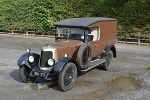 Armstrong Siddeley Long 18hp Van