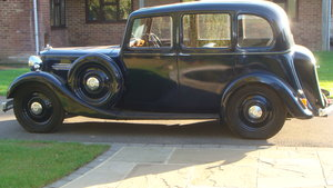 Armstron Siddeley 14/6 4 door saloon 1938,