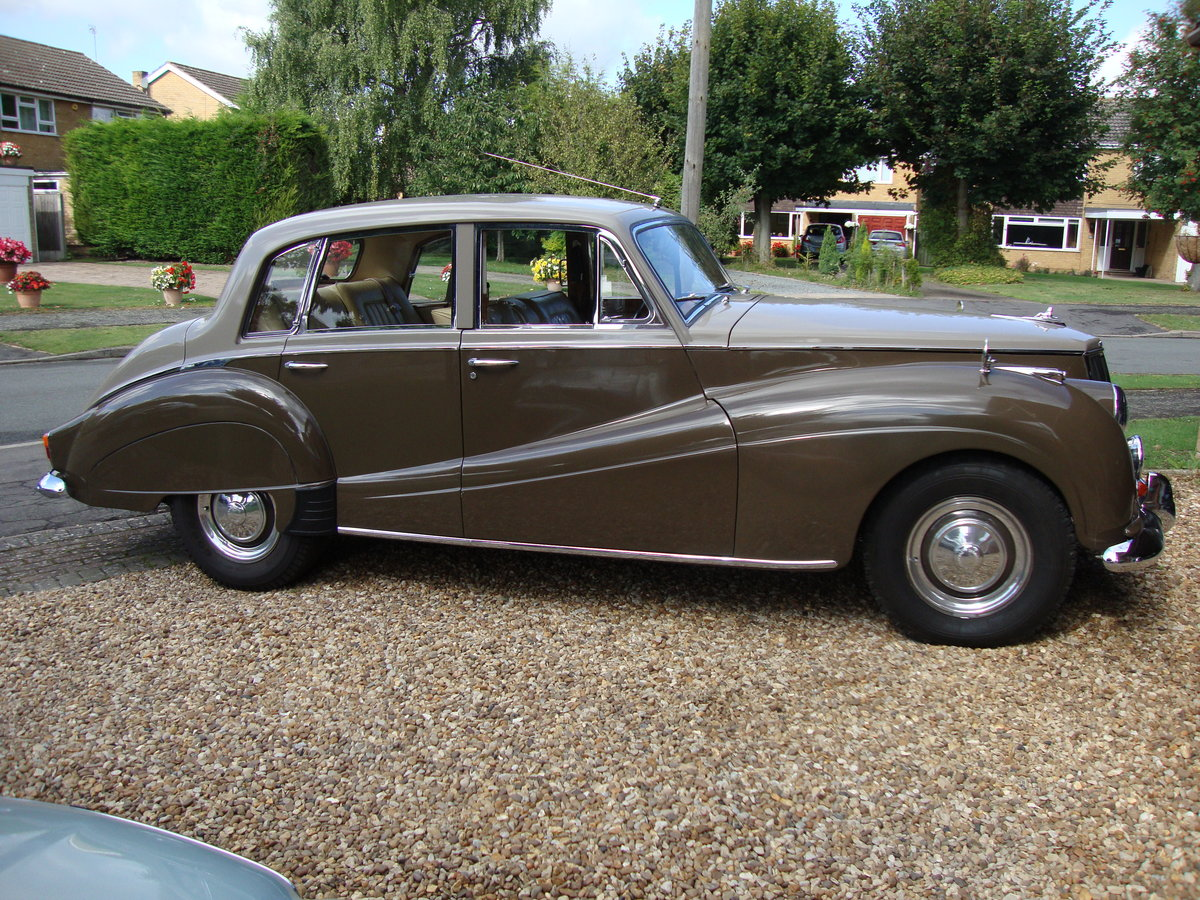 1960 Exceptional Armstrong Siddeley Star Sapphire For Sale (picture 1 of 6)