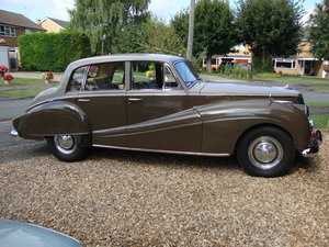Picture of 1960 Exceptional Armstrong Siddeley Star Sapphire