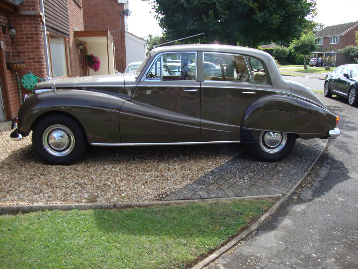1960 Exceptional Armstrong Siddeley Star Sapphire For Sale (picture 3 of 6)