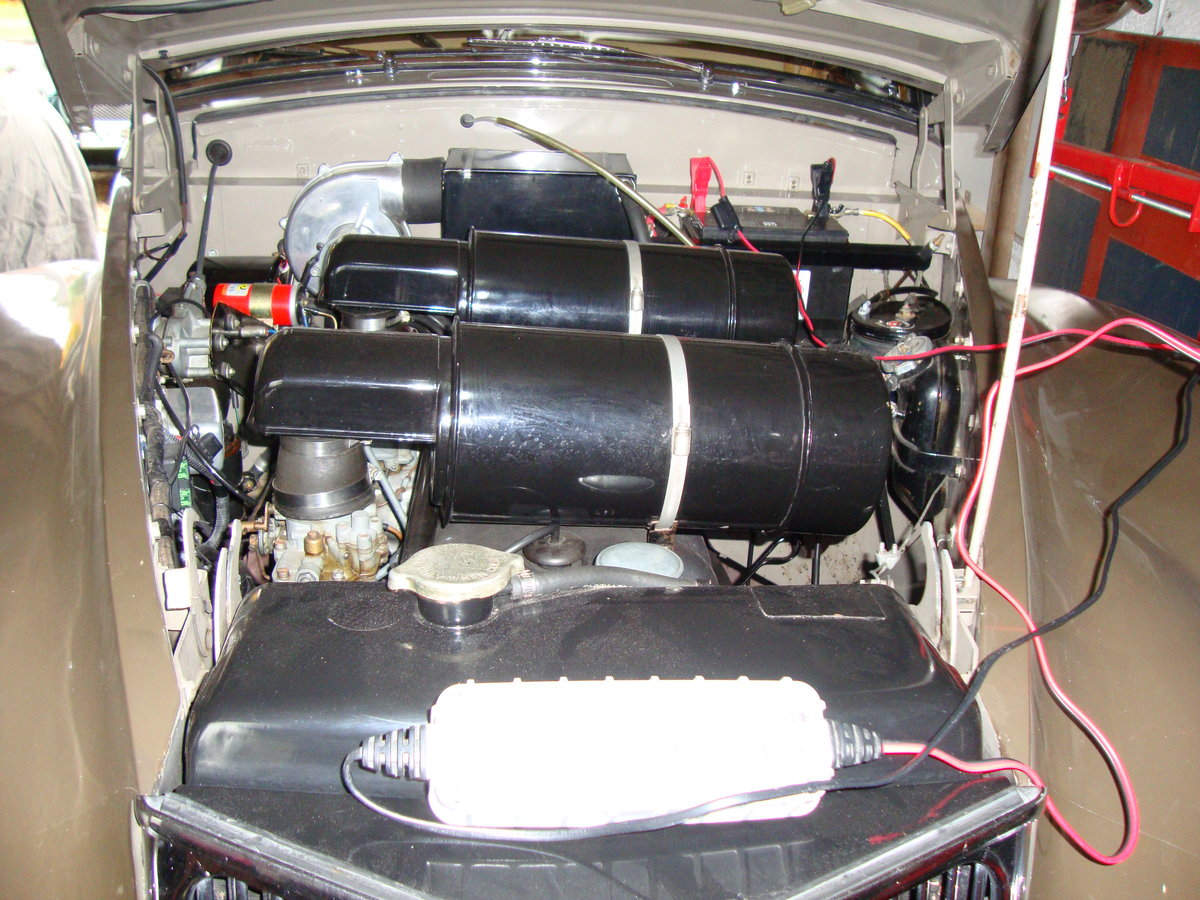 1960 Exceptional Armstrong Siddeley Star Sapphire For Sale (picture 5 of 6)