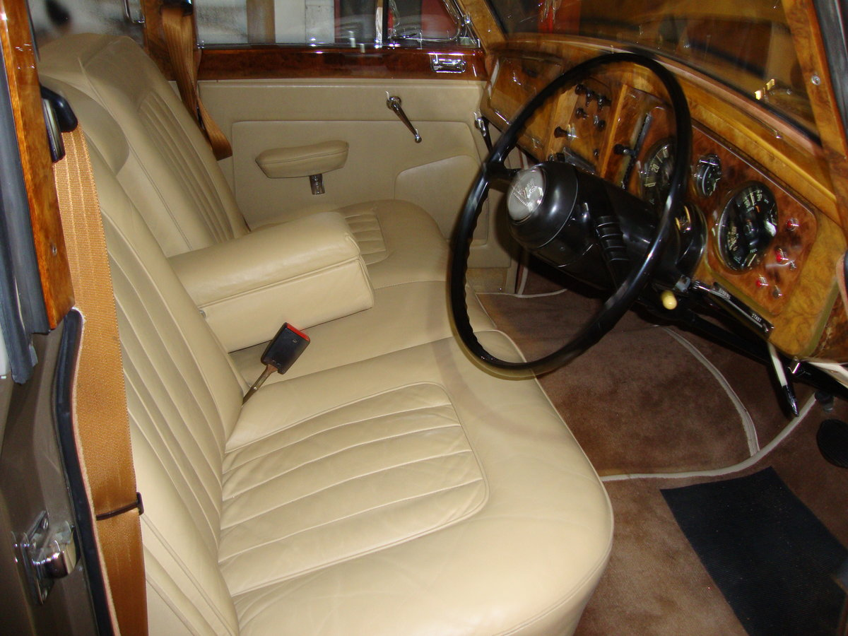 1960 Exceptional Armstrong Siddeley Star Sapphire For Sale (picture 6 of 6)